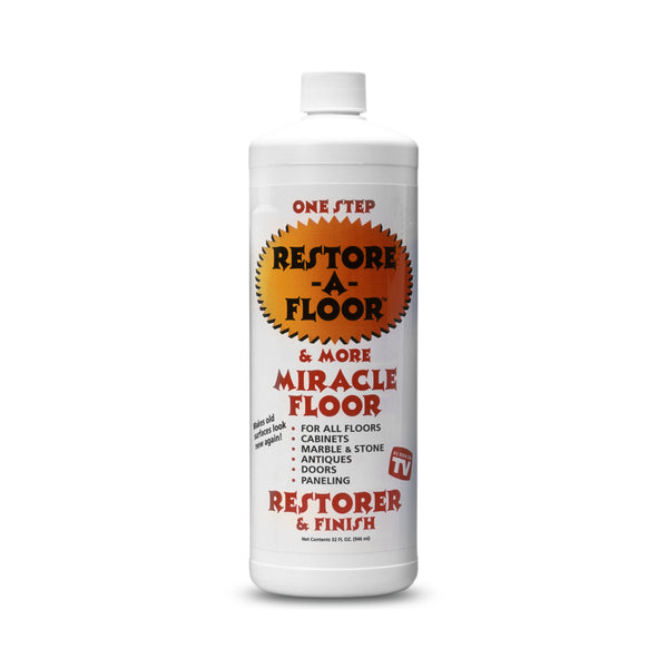Miracle Restore-A-Floor Restorer and Finish - 32oz