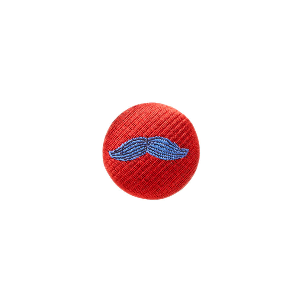 Mustache Junction - Lapel Pins