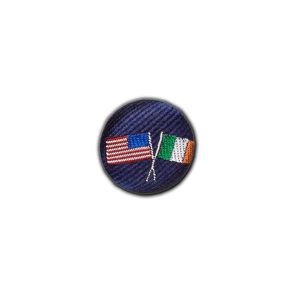 Irish Tricolour - Lapel Pins