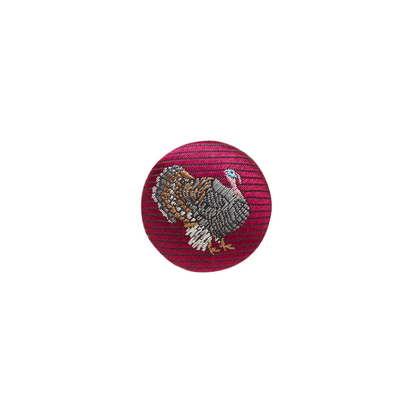 Turkey Dale - Lapel Pins