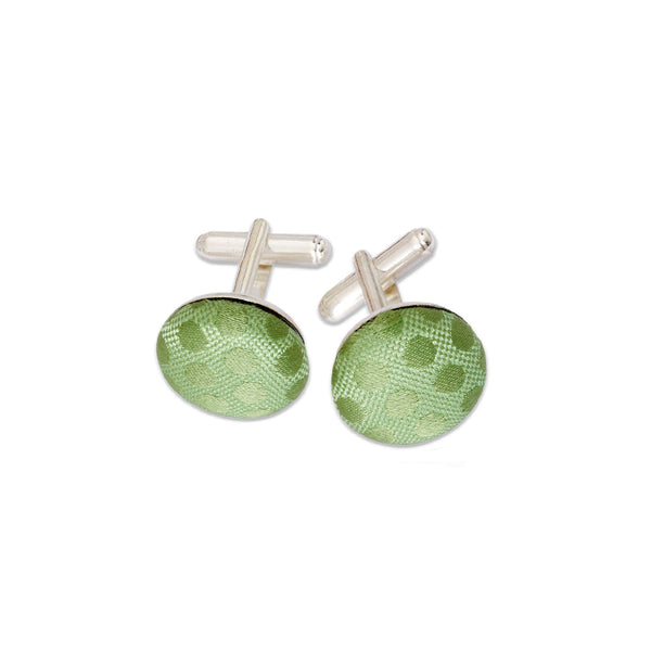 Andromeda Lime - Cufflinks