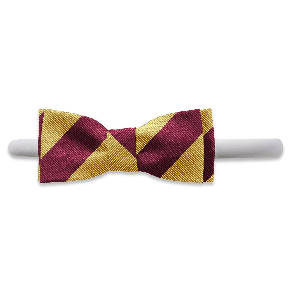 Academy Gold/Maroon - Kids Hair Band
