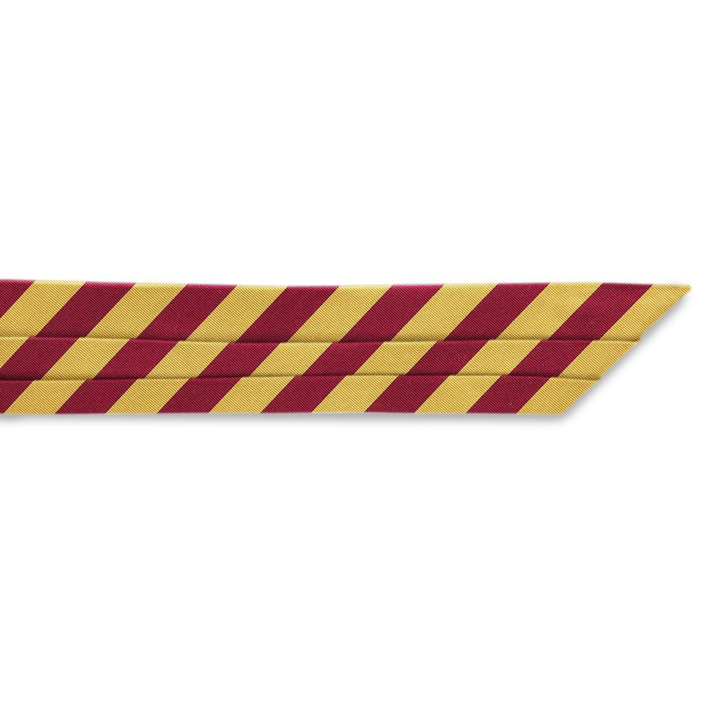 Academy Gold/Maroon - Hat Bands