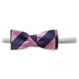 Academy Pink/Navy - Kids Hair Band