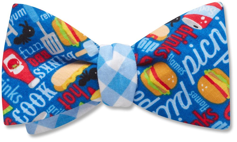 Alfresco - bow ties