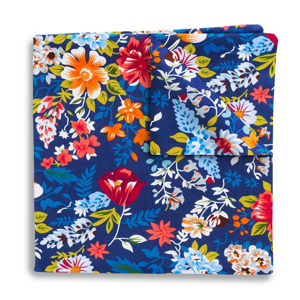 Alpine Meadow Pocket Squares