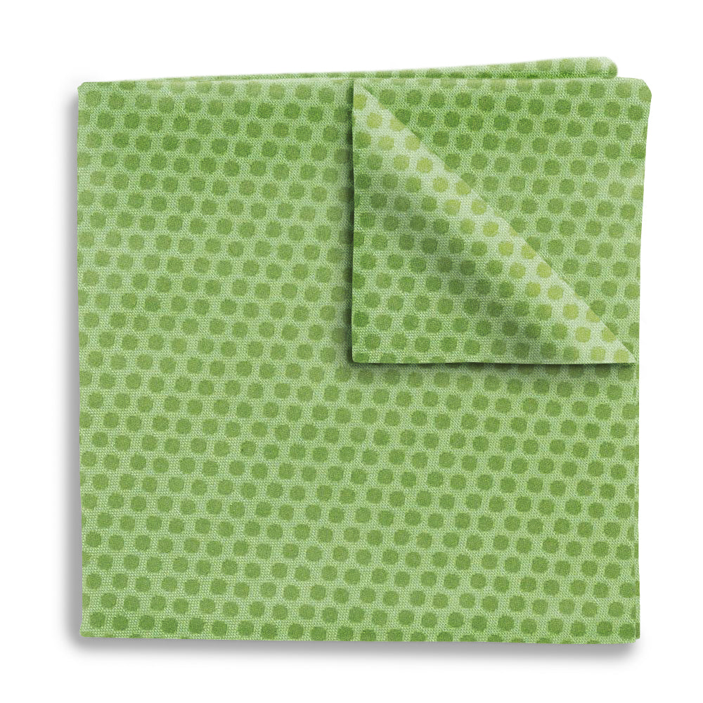 Andromeda Lime - Pocket Squares