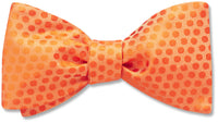 Andromeda Orange - bow ties