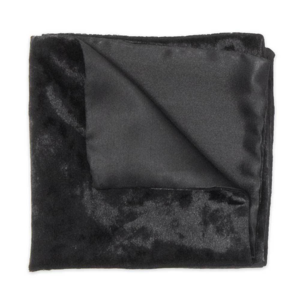Benet Black - Pocket Squares