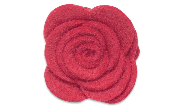 Rose Red - Beau Fleur Boutonniere