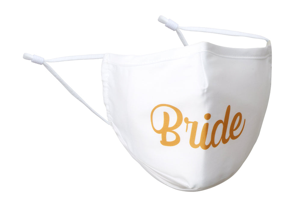 The Bride Face Mask