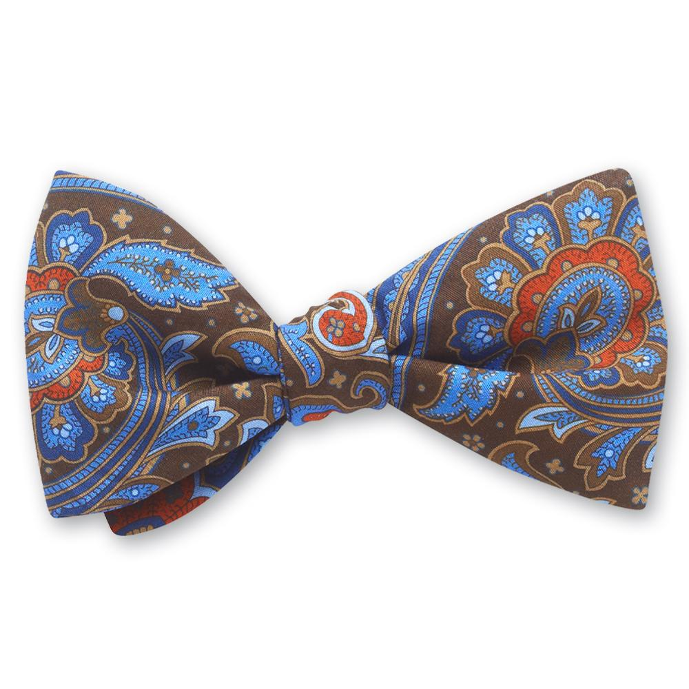 Barshaw Brown bow ties
