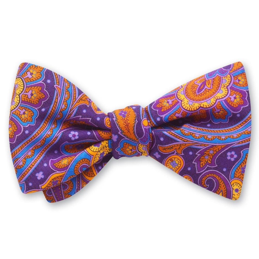Barshaw Purple bow ties
