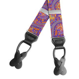 Barshaw Purple Braces/Suspenders