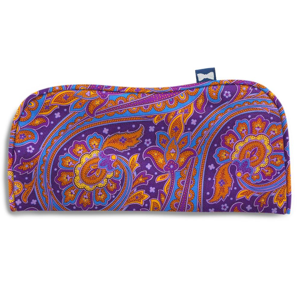 Barshaw Purple Eyeglass Cases