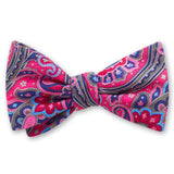 Barshaw Pink bow ties