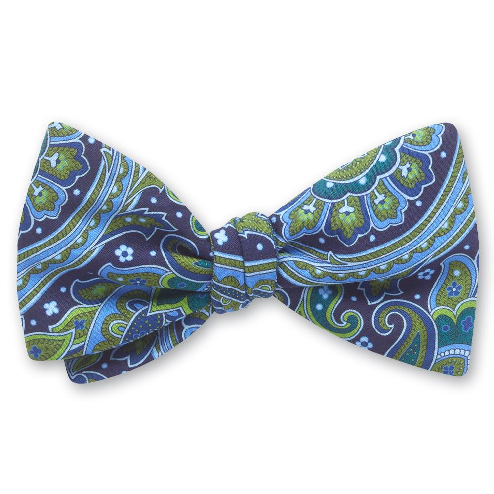 Barshaw Blue bow ties
