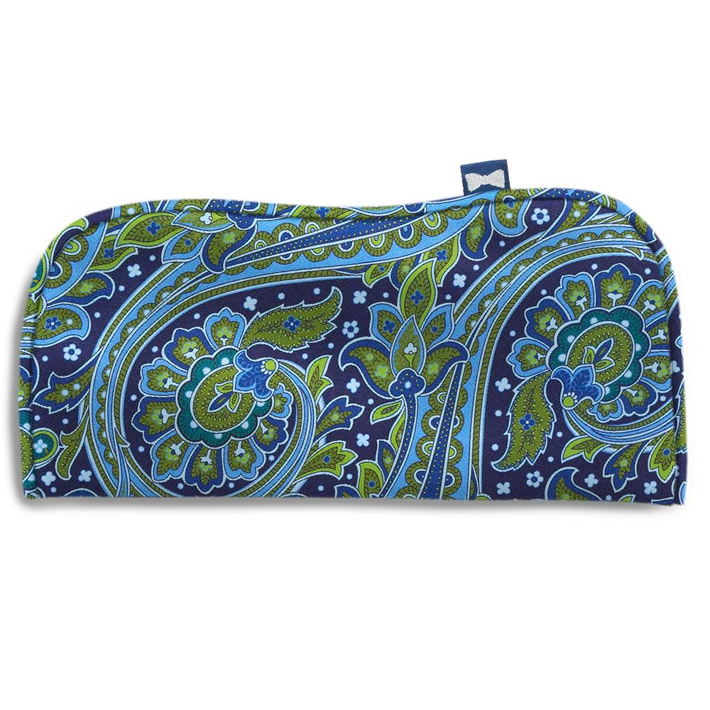 Barshaw Blue Eyeglass Cases
