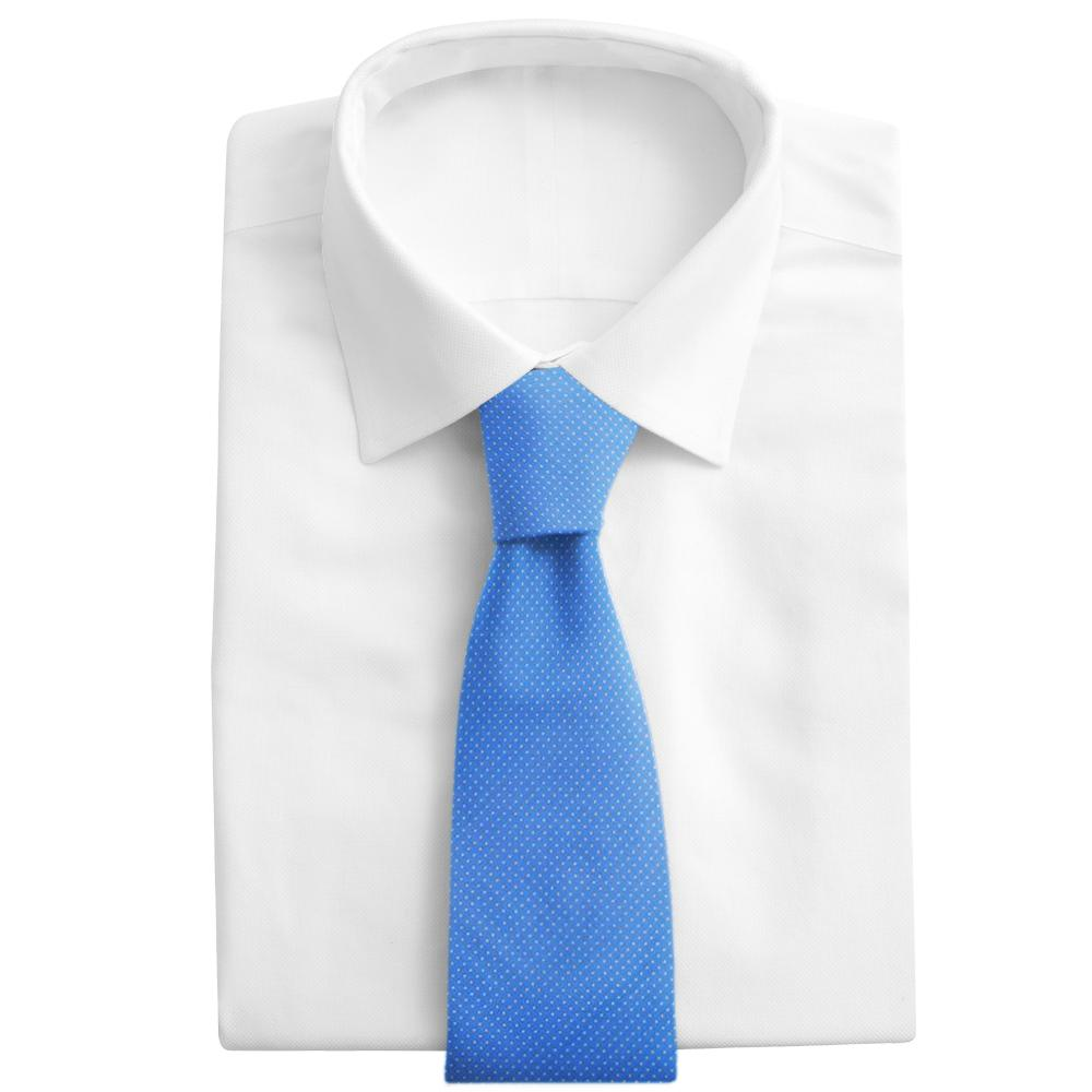 Blue Sky Polka - Neckties