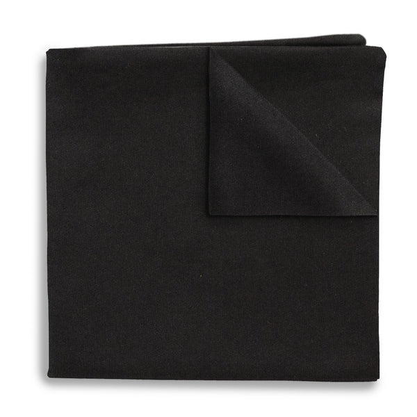 Carbon Black - Pocket Squares