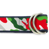 Camo Noel - D-Ring Belts