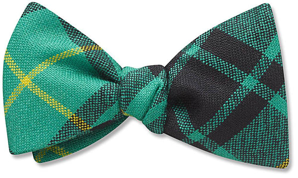 Campbell Dress - bow ties