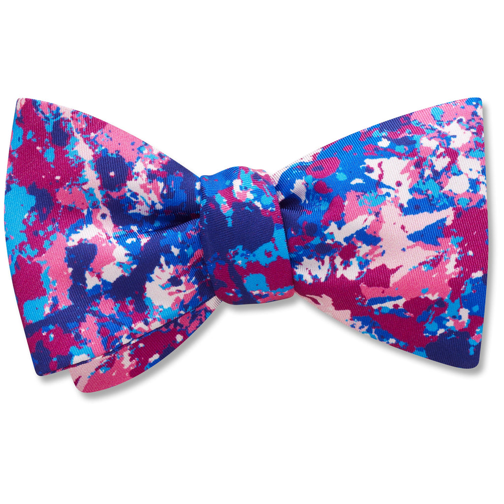 Concept Blue bow ties