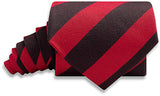 Collegiate Red And Black - Neckties