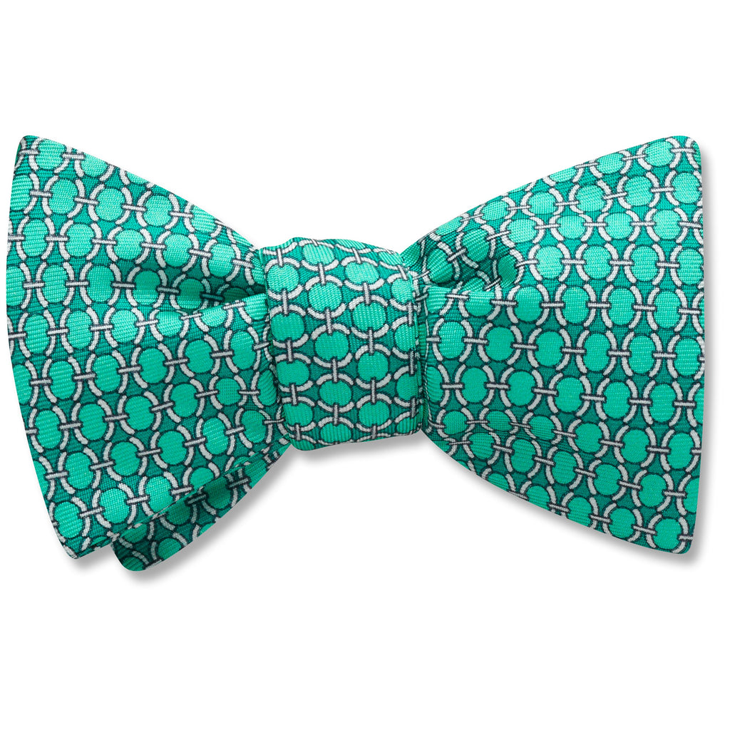 Cyprus Fern bow ties