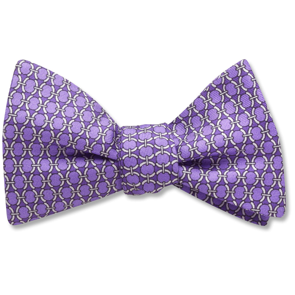 Cyprus Iris Kids' Bow Ties