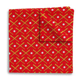 Double Play - Pocket Squares