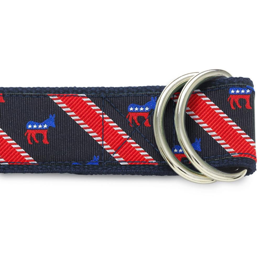 Democrat D-Ring Belts