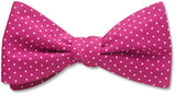 Dotson Raspberry - bow ties