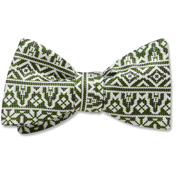 Evergreen - bow ties