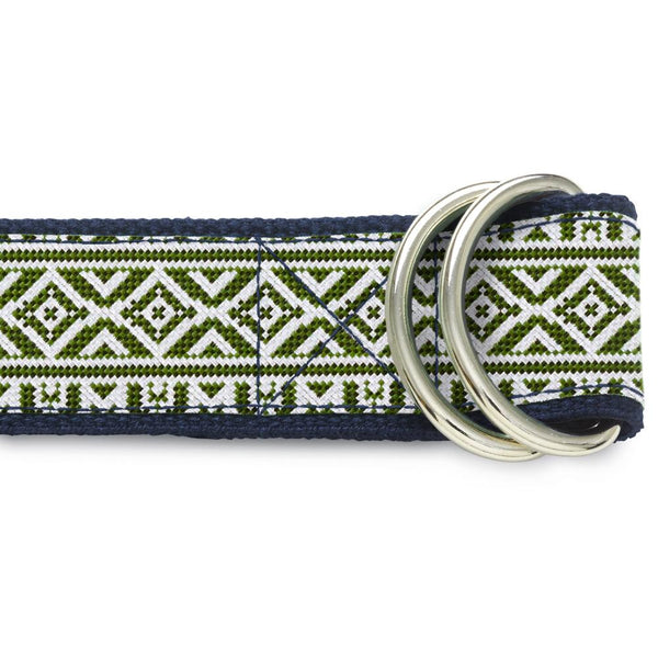 Evergreen - D-Ring Belts