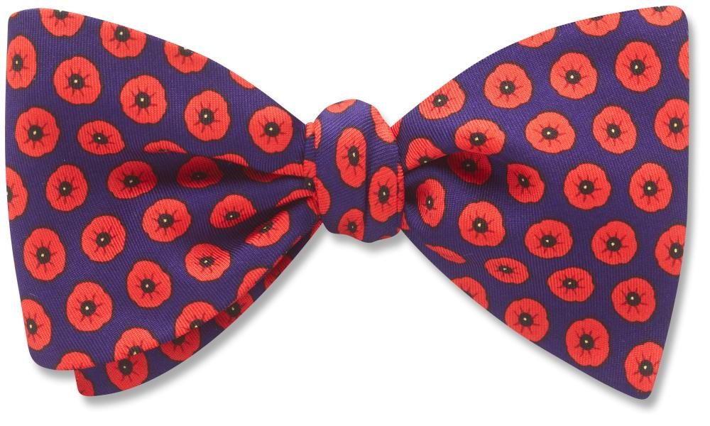 Flanders Field - Kids' Bow Ties