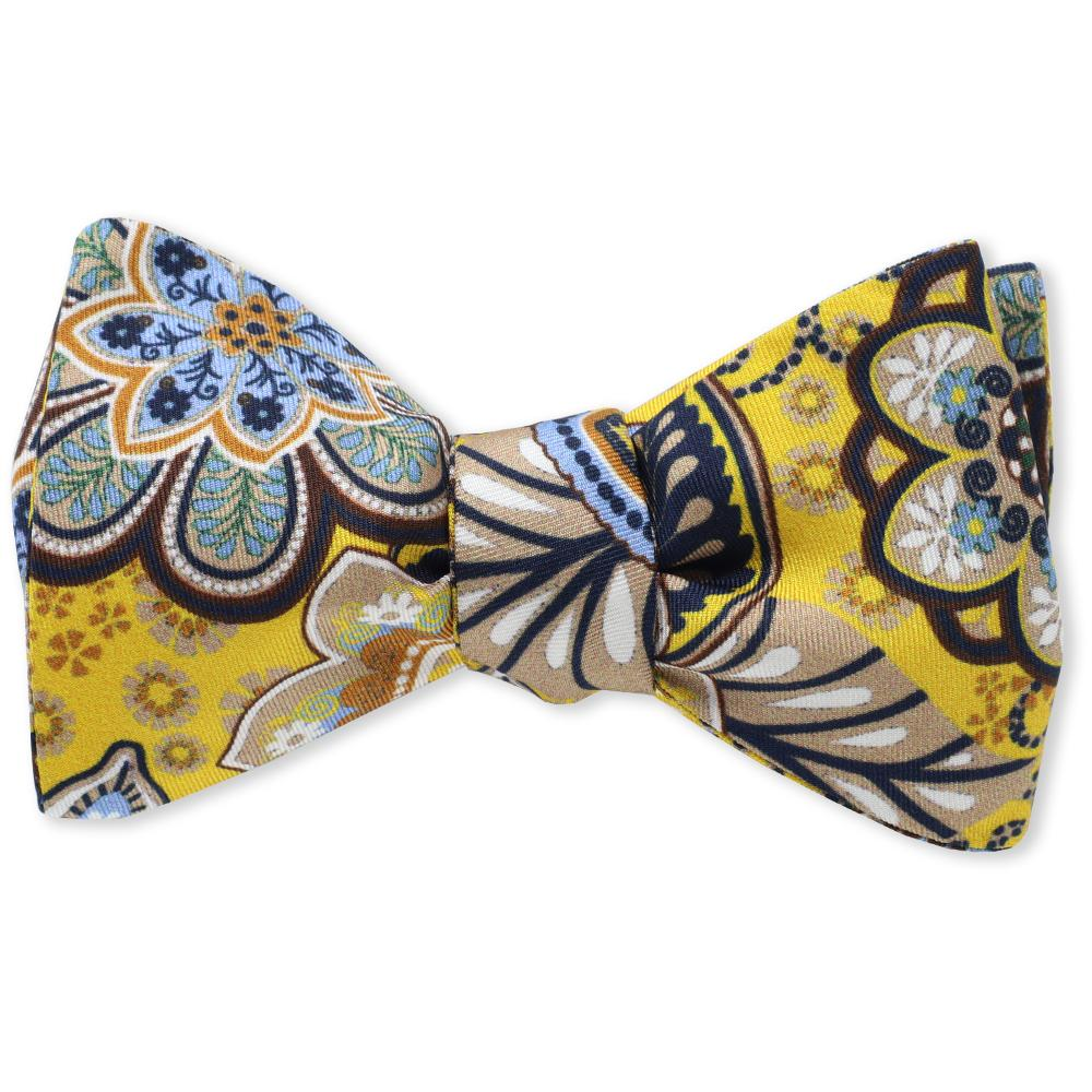 Franklin Gold bow ties
