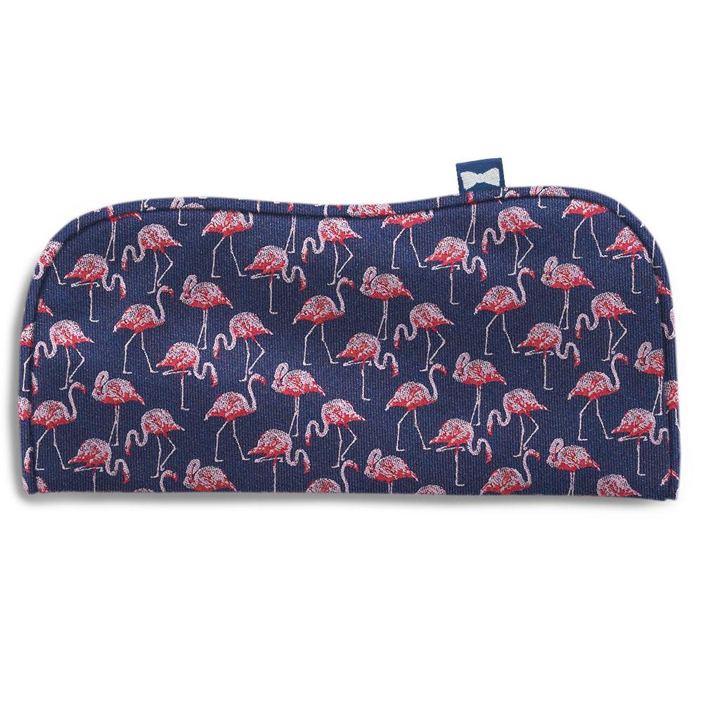 Flamingo Marsh Eyeglass Cases