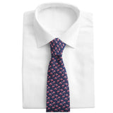 Flamingo Marsh Neckties