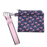Flamingo Mask Purse Small