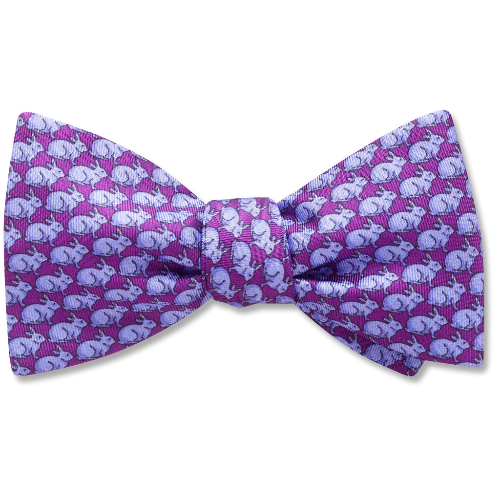 Fluffle bow ties