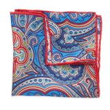 Firenze Silk Pocket Square