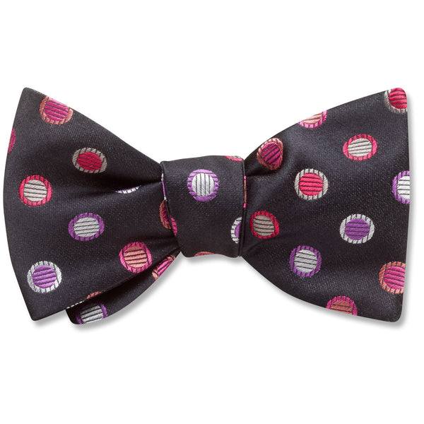 Feliciterra Black bow ties