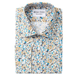 Desert Floral Dress Shirt