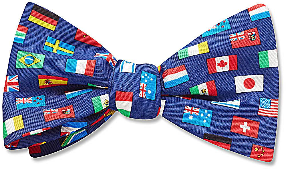 Global - bow ties