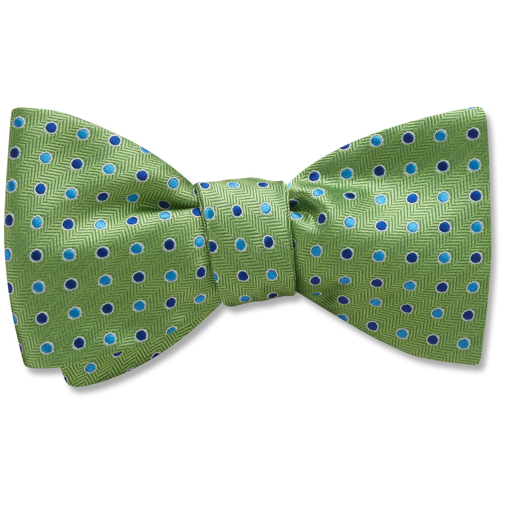 Green Lake bow ties