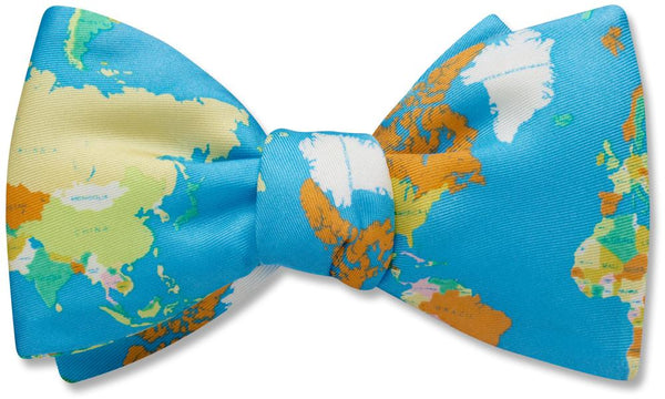 Geography - bow ties