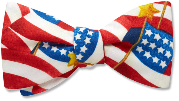 Grand Old Flag - bow ties
