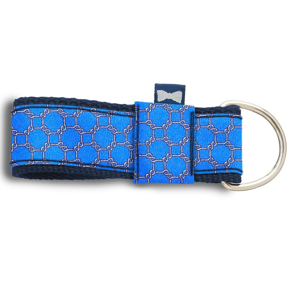 Hedron Blue Key Fobs