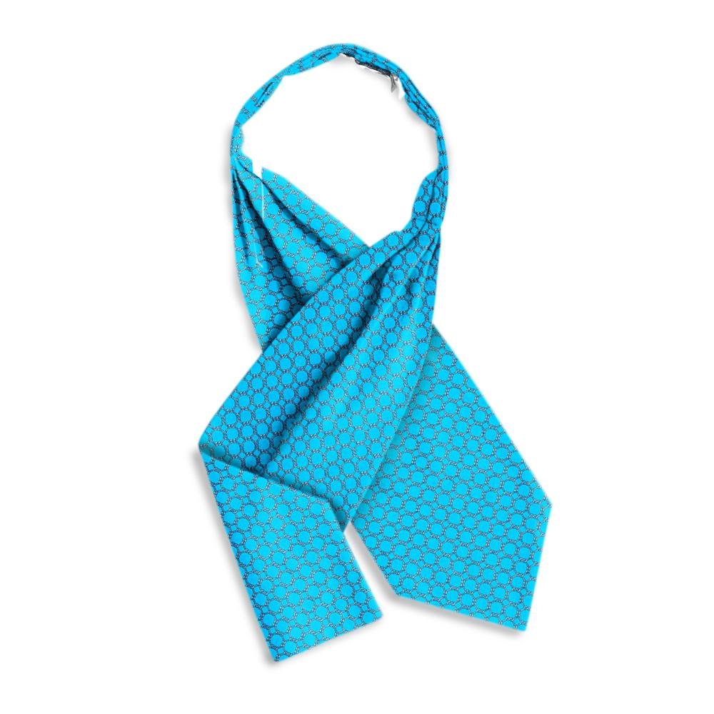 Hedron Turquoise Cravats